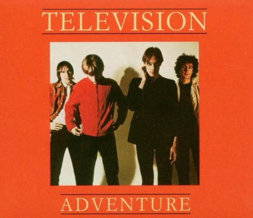 Great second albums #1: Adventure by Television